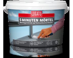Ремонтный раствор Lugato 5-Minutenmortel (5-минутный)
