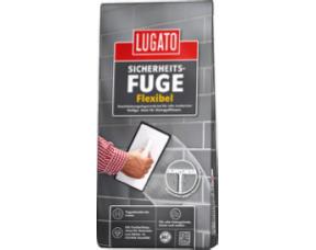 Эластичная затирка для швов Sicherheitsfuge Flexibel Lugato