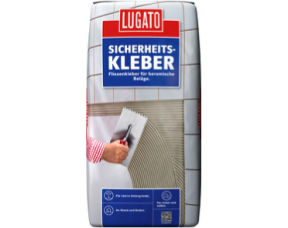 Стандартный клей Sicherheitskleber Standard Lugato