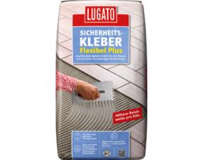 Высокоэластичный клей для плитки Ультра Sicherheitskleber Ultra Plus Lugato