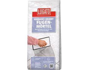 Затирка для мрамора и гранита Fugenmortel marmor+Granit Lugato