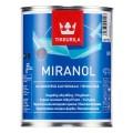 Tikkurila Miranol / Тиккурила Миранол (база А) ударопрочная краска для дерева и металла высокоглянцевая