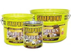 Symphony Modern/Модерн - универсальная матовая алкидная эмаль