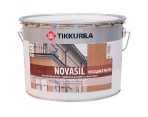 Tikkurila Novasil/Тиккурила Новасил Фасадная краска