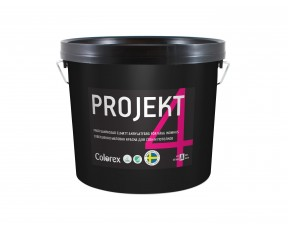 Colorex PROJEKT 4 акриловая краска