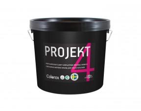 Colorex PROJEKT 4 акриловая краска,база А