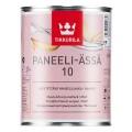 Tikkurila Paneeli-Assa 10 / Тиккурила Панели-Ясся 10 лак матовый для деревянных панелей