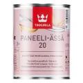 Tikkurila Paneeli-Assa 20 / Тиккурила Панели-Ясся 20 лак полуматовый для деревянных панелей