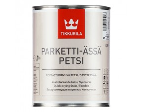 Tikkurila Parketti-Assa petsi/Тиккурила Паркетти-Ясся Морилка