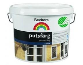 Beckers Putsfarg/Беккерс Путцфарг Фасадная краска
