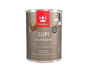 Tikkurila Supi Saunavaha / Тиккурила Супи Саунаваха воск защитный для сауны