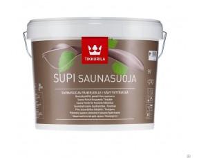 Tikkurila Supi Saunasuoja / Тиккурила Супи Саунасуоя пропитка для стен и потолка в бане