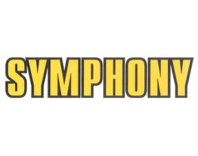 Symphony - Лессирующая система (мат) на водной основе