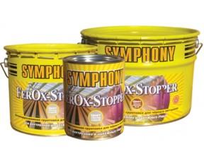 Symphony FerOx-Stopper сер - грунтовка алкидная для чёрных металлов
