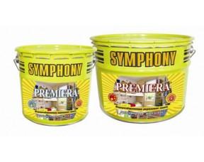Symphony Premiera п/м – акриловая влагостойкая эмаль с эффектом пластика