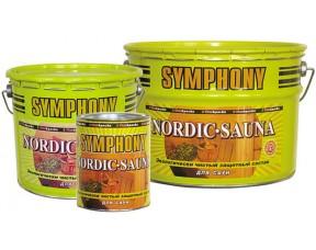Symphony Nordic Sauna - защитный состав для саун