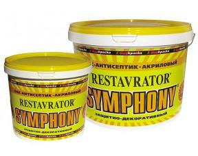 Symphony Restavrator/Реставратор – лак-антисептик глянцевый