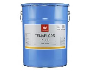 Tikkurila Temafloor P300/Тиккурила Темафлор П300 Наливной пол (Комплект: краска+отвердитель)