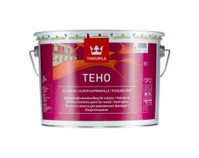 Tikkurila Teho / Тиккурила Техо (база А) краска масляная для деревянных фасадов