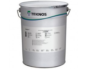 Teknos Aqua Primer 2907-02/Текнос Аква Лессирующий антисептик