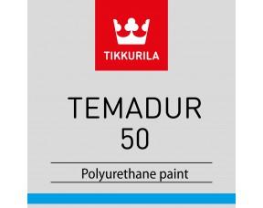 Tikkurila Temadur 50/Тиккурила Темадур 50 (Комплект: краска+отвердитель)