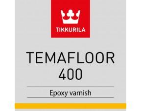 Tikkurila Temafloor 400/Тиккурила Темафлор 400 Лак (Комплект: лак+отвердитель)