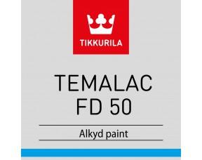 Tikkurila Temalac FD 50/Тиккурила Темалак ФД 50