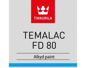 Tikkurila Temalac FD 80/Тиккурила Темалак ФД 80