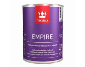 Tikkurila Empire / Тиккурила Эмпире (база А) краска для мебели полуматовая