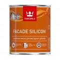 Tikkurila Facade Silicon / Тиккурила Фасад Силикон (база VVA) Акриловая краска для фасадов и цоколей