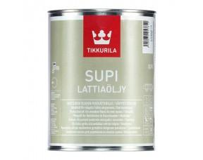 Tikkurila - Supi Lattiaoljy/Тиккурила Супи масло для пола в бане