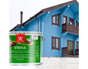 Tikkurila Vinha / Тиккурила Винха (база VVC) кроющий антисептик для дерева