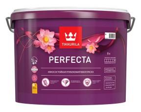 Tikkurila Perfecta / Тиккурила Перфекта краска износостойкая глубокоматовая
