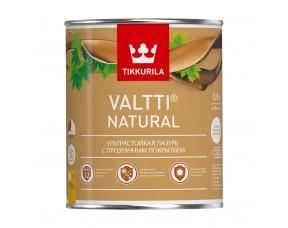 Tikkurila Valtti Natural / Тиккурила Валтти Нэйчурал ультрастойкая лазурь с прозрачным покрытием