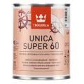 Tikkurila Unica Super 60/ Тиккурила Уника Супер 60 яхтный лак универсальный полуглянцевый