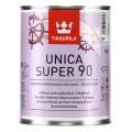 Tikkurila Unica Super 90/ Тиккурила Уника Супер 90 яхтный лак универсальный глянцевый