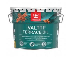 Tikkurila Valtti Terrace oil/Тиккурила Валтти Террас - Масло для террас и садовой мебели