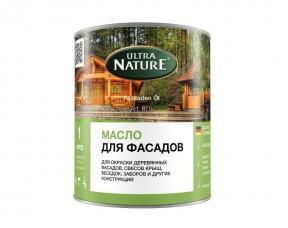 Масло для фасадов Ultra Nature Fassaden Öl Art. 870