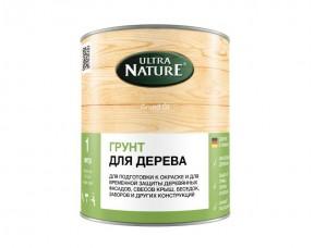 Грунт для дерева Ultra Nature Grund Öl Art. 877
