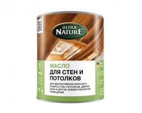 Масло для стен и потолков Ultra Nature Hart Öl Art. 871