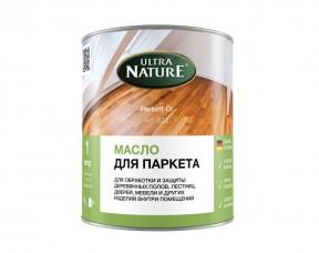 Масло для паркета Ultra Nature Parkett Öl Art. 872