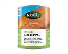 Масло для террас Ultra Nature Terrassen Öl Art. 875