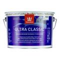 Tikkurila Ultra Classic / Тиккурила Ультра Классик краска для деревянных фасадов полуматовая
