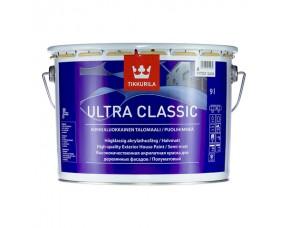 Tikkurila Ultra Classic / Тиккурила Ультра Классик (база А) краска для деревянных фасадов