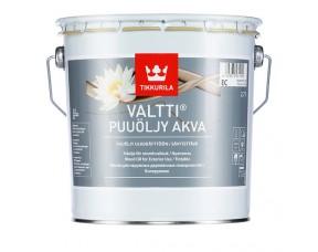 Tikkurila Valtti Puuoljy Akva/Тиккурила Валтти Аква Масло для дерева
