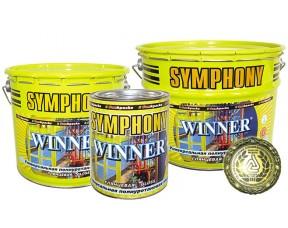 Symphony Winner ПУ эмаль (гл)