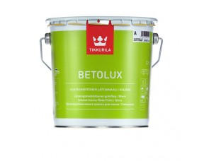 Tikkurila Betolux Lattiamaali / Тиккурила Бетолюкс (база С) эмаль-краска для пола глянцевая