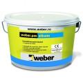Weber.ton silikat / Ветонит силикатная краска для фасадов