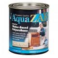Полиуретановый водный лак ZAR Aqua Water-Based для внутр. работ
