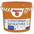 Структурная фасадная штукатурка K 15 EXPERT Alpina